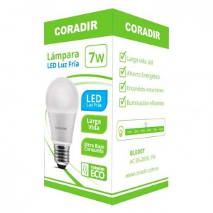 Imagen Producto Lámpara LED BLED 7W