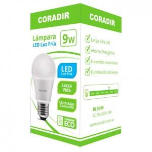Imagen Producto Lámpara LED BLED 9W