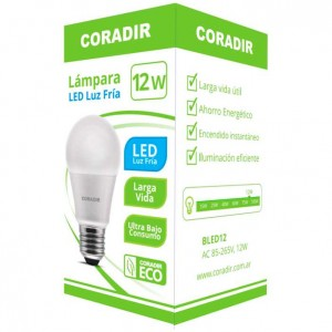 Imagen Producto Lámpara LED BLED 12W